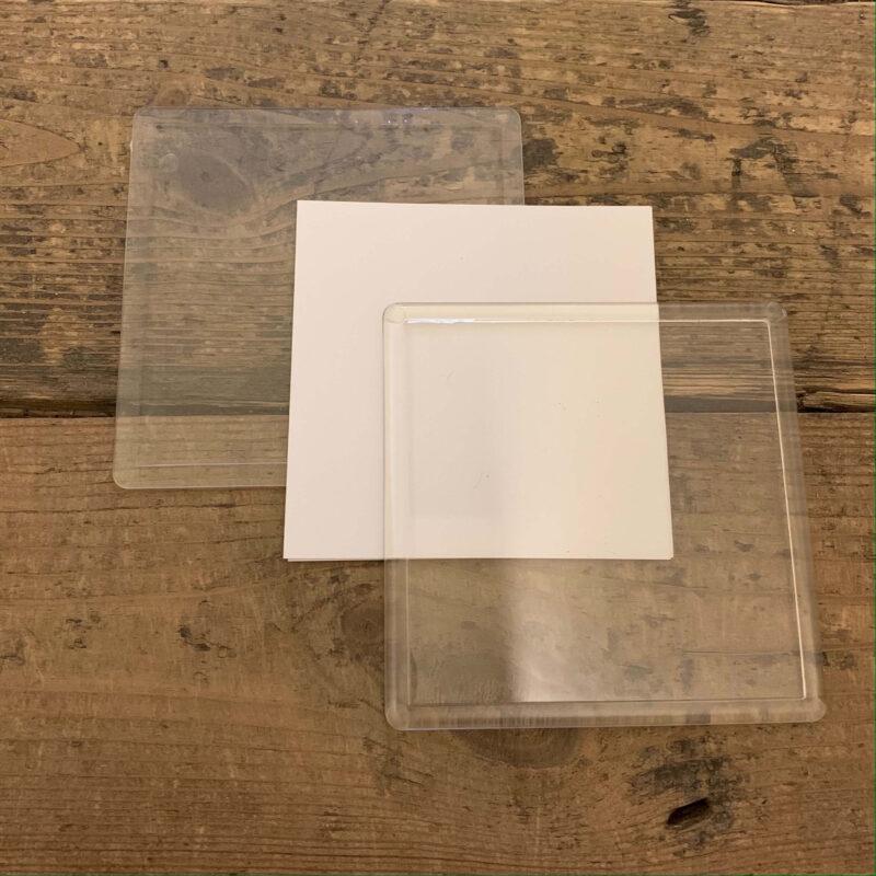 Plastic Coaster Kit