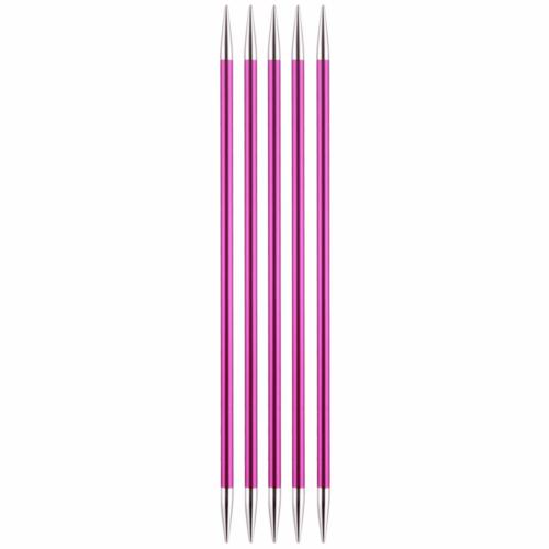 KnitPro Zing Double Pointed Needles