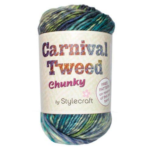 Stylecraft Carnival Tweed Chunky