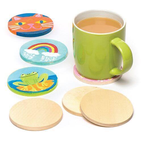Wooden Coaster Kit