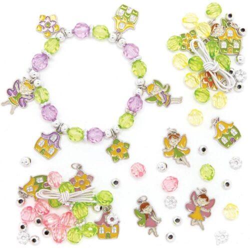 Fairy Charm Bracelet Kit