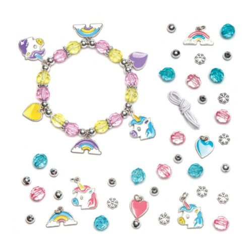 Unicorn Charm Bracelet Kit
