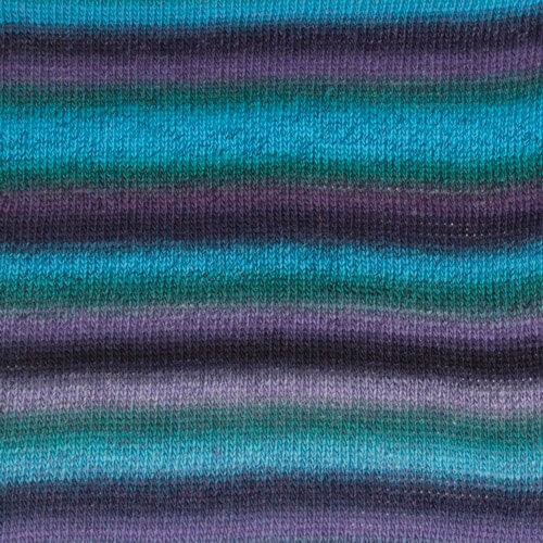 Drops Delight Turquoise/Purple 09