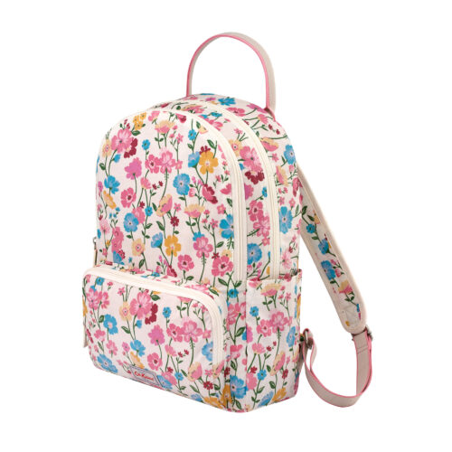 Cath Kidston Park Meadow Cream Pocket Backpack