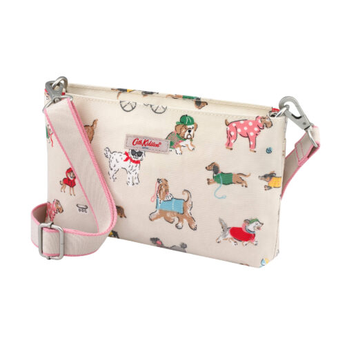 Cath Kidston Small Park Dogs Cross Body Bag