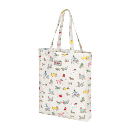 Cath Kidston Small Park Dogs Perfect Shopper