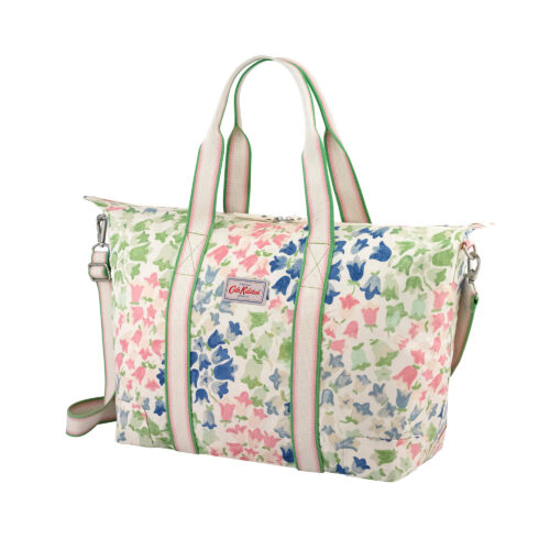 Cath Kidston Painted Bluebell Foldaway Overnight Bag