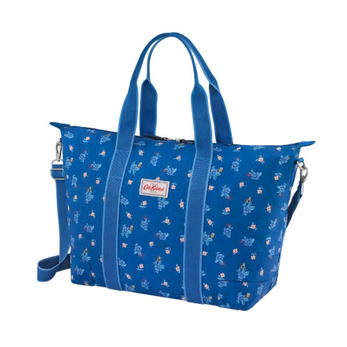 Cath Kidston Greenwich Flowers Ditsy Foldaway Overnight Bag