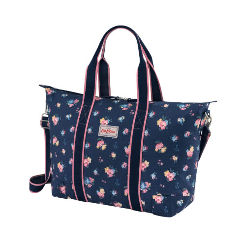 Cath Kidston Park Meadow Bunch Foldaway Overnight Bag