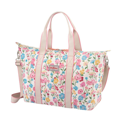 Cath Kidston Park Meadow Foldaway Overnight Bag