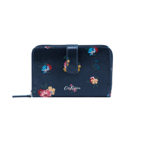 Cath Kidston Park Meadow Bunch Fold Wallet