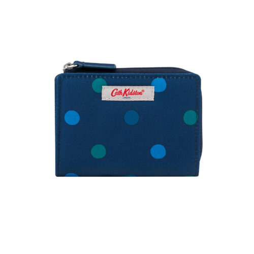Cath Kidston Power Spot Recycled Slim Pocket Purse