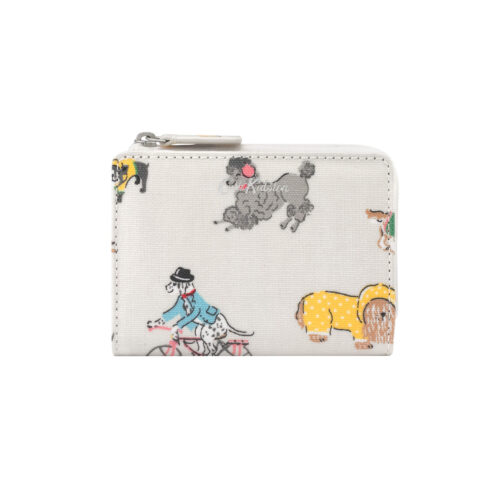 Cath Kidston Park Dogs Pocket Purse