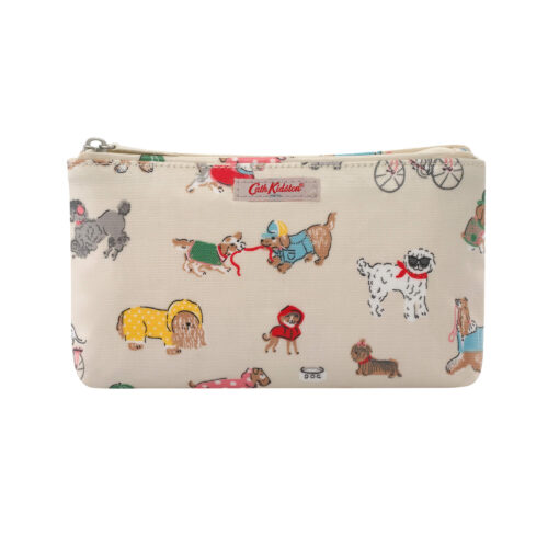 Cath Kidston Small Park Dogs Make Up Bag