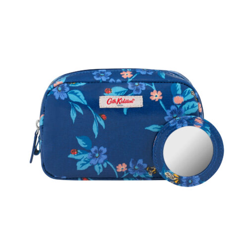 Cath Kidston Greenwich Flowers Classic Makeup Bag