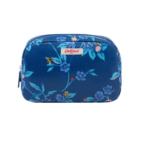 Cath Kidston Greenwich Flowers Cosmetic Bag
