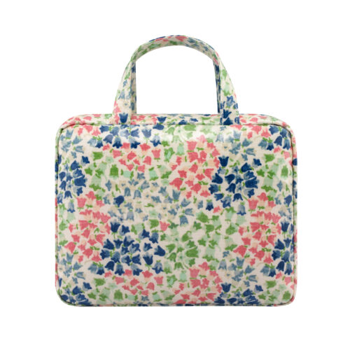 Cath Kidston Tiny Painted Bluebell Two Part Wash Bag