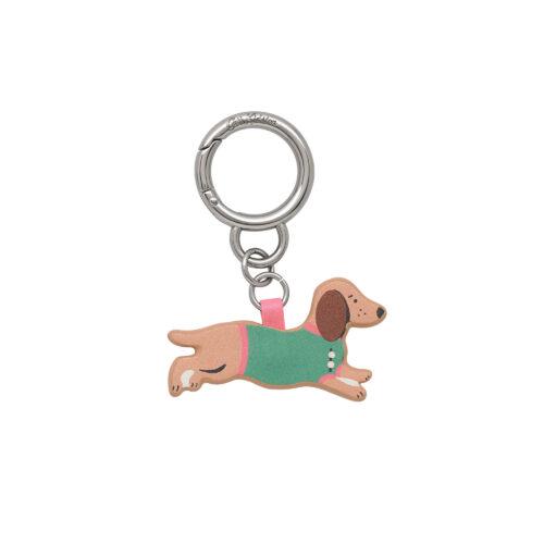 Cath Kidston Sausage Dog Key Ring