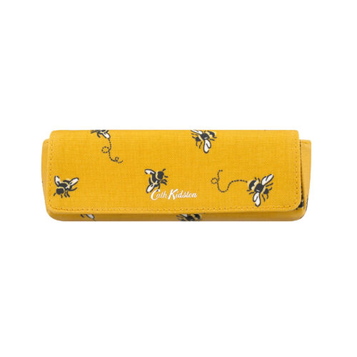 Cath Kidston Bee Deep Yellow Glasses Case