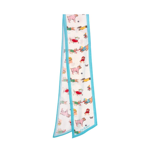 Cath Kidston Park Dogs Scarf