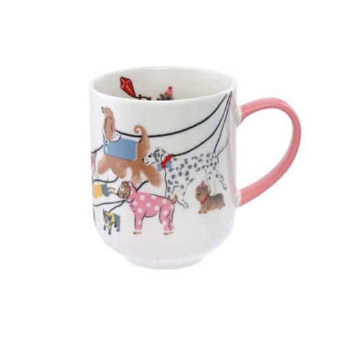 Cath Kidston Park Dogs Alice Mug