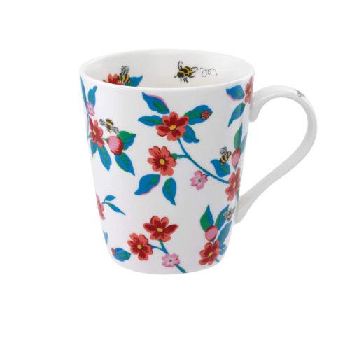 Cath Kidston Greenwich Flowers Stanley Mug