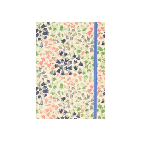 Cath Kidston Painted Bluebell A5 Notebook