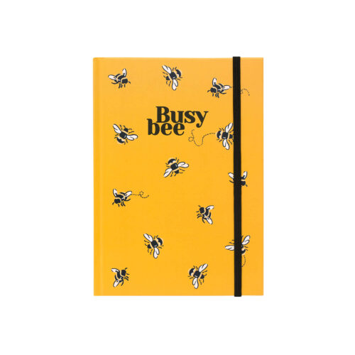 Cath Kidston Bee A5 Notebook