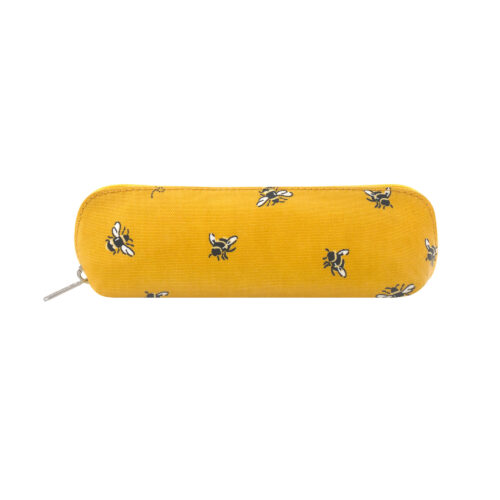 Cath Kidston Bee Curved Pencil Case