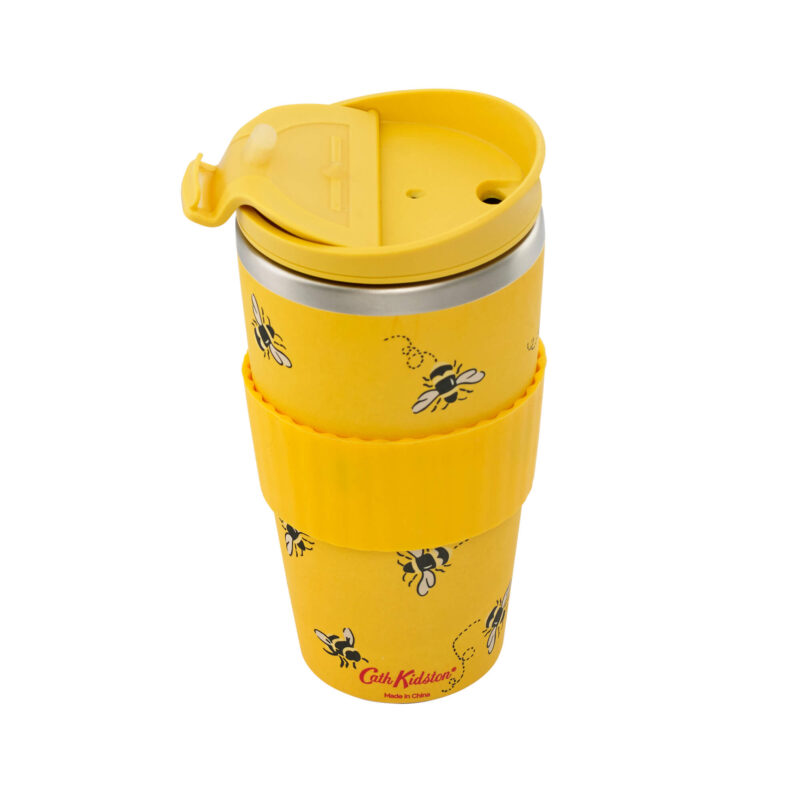 Cath Kidston Bee Bamboo Travel Cup