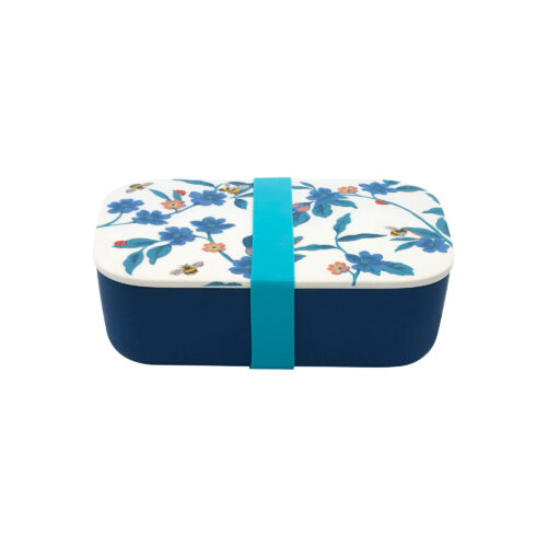Cath Kidston Greenwich Flowers Bamboo Lunch Box