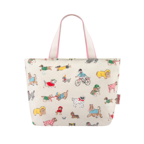 Cath Kidston Small Park Dogs Lunch Tote