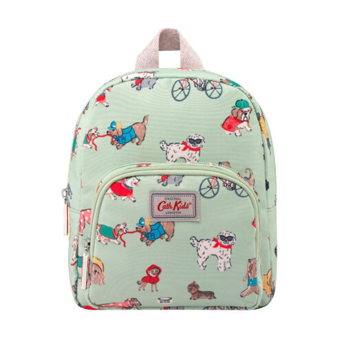 Cath Kidston Small Park Dogs Kids Mini Backpack