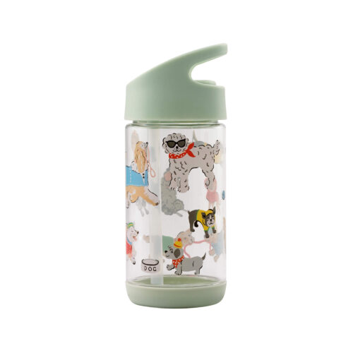 Cath Kidston Small Park Dogs Drinking Bottle