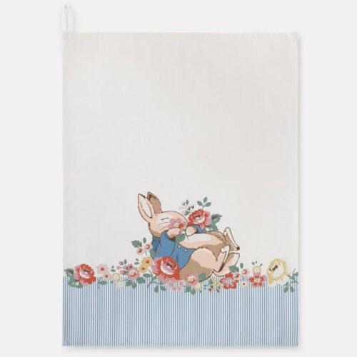 Cath Kidston Peter Rabbit Ditsy Tea Towel