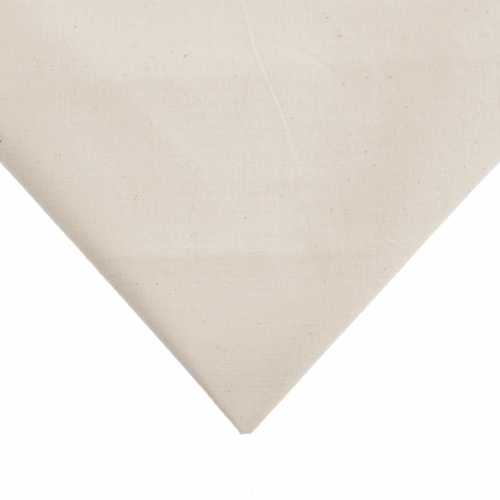 Unbleached Natural Calico Fabric - £6 per metre