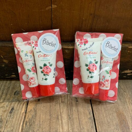 £5 Toiletries Gift Set: Body Scrub & Lip Balm