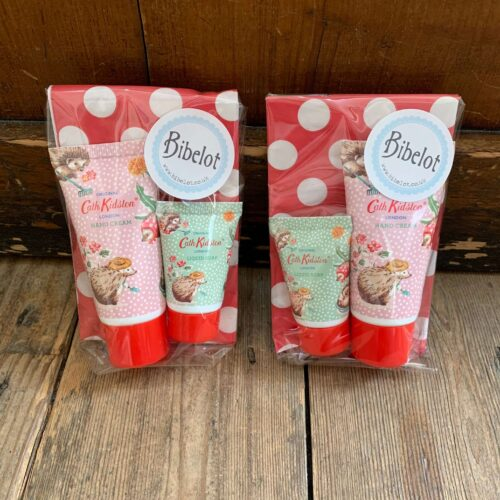 £5 Toiletries Gift Set: Hand Cream & Liquid Soap