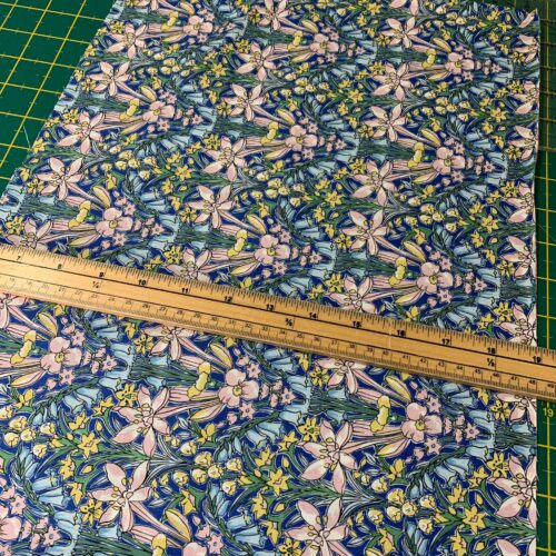 Liberty Fabrics - Flower Show Spring: Adlington Hall: 32 x 112cm – £4.80