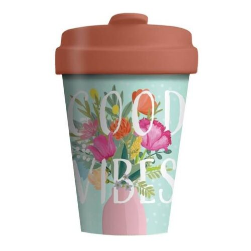 Good Vibes BambooCup