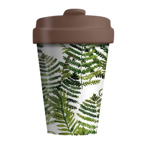 Green Leaves BambooCup