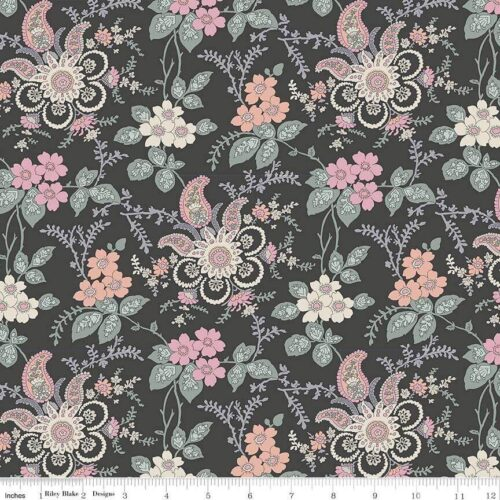 Liberty Fabrics - Hesketh House: Fireside Pink - £15 per metre