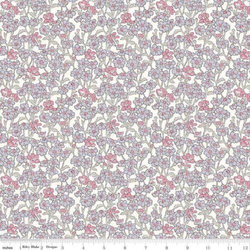 Liberty Fabrics - Hesketh House: Chiltern Hill Pink - £15 per metre
