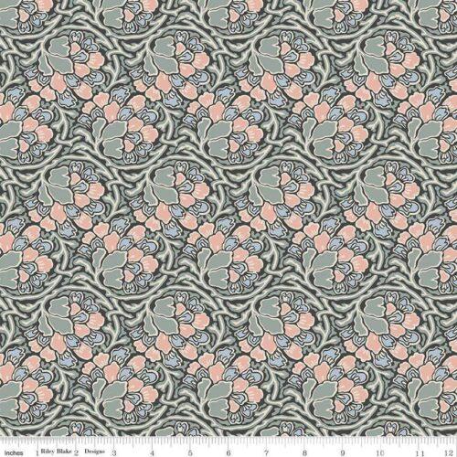 Liberty Fabrics - Hesketh House: Dianthus Dreams Pink - £15 per metre