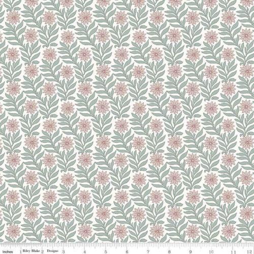 Liberty Fabrics - Hesketh House: Sweet Marigold Pink - £15 per metre