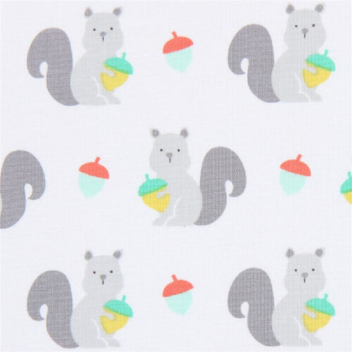 Riley Blake Hank and Clementine : Clementine Grey - £15 per metre