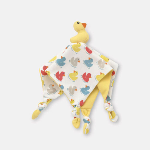 Cath Kidston Rubber Duck Baby Comforter
