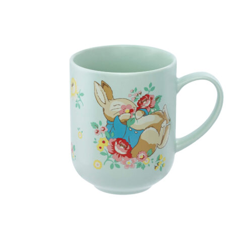 Cath Kidston Peter Rabbit Ditsy Alice China Mug