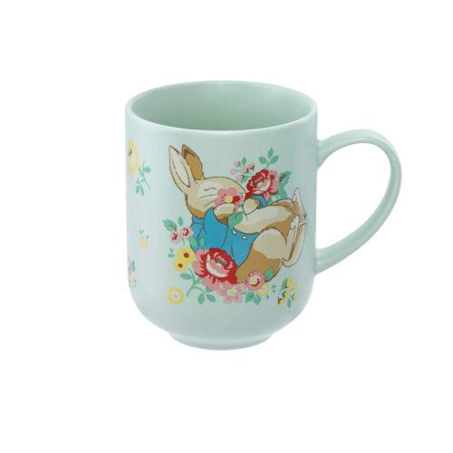 Cath Kidston Peter Rabbit Ditsy Alice China Mug