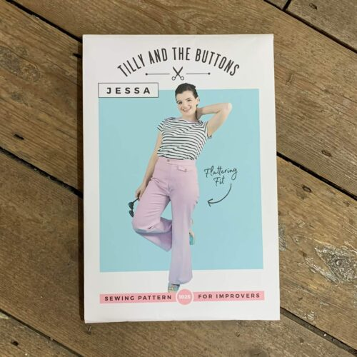 Tilly and the Buttons Jessa Trousers or Shorts Sewing Pattern